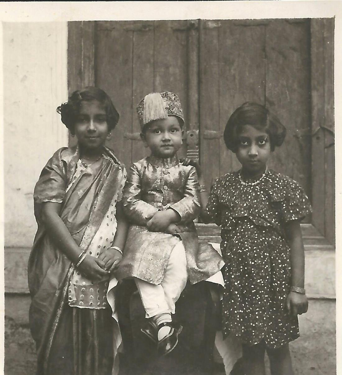 mummy with talat and sur